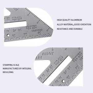 Square Ruler LT11-D