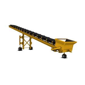 Portabel Belt Conveyor
