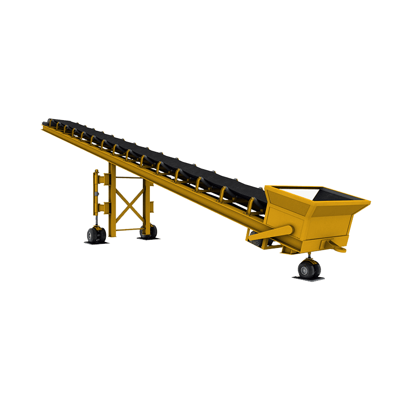 China OEM Precision Vibrating Conveyor - Portable Belt Conveyor – Mirant Featured Image