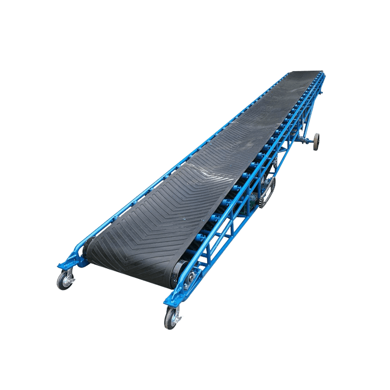 China OEM Precision Vibrating Conveyor - Portable Belt Conveyor – Mirant detail pictures