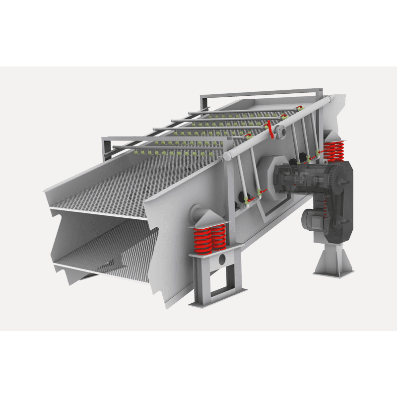 Online Exporter Sus 304 316 Stainless Steel Square Sieve Net - Circular Motion Vibrating Screen – Mirant