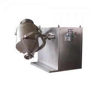 Tridimensionale Movimento Mixer