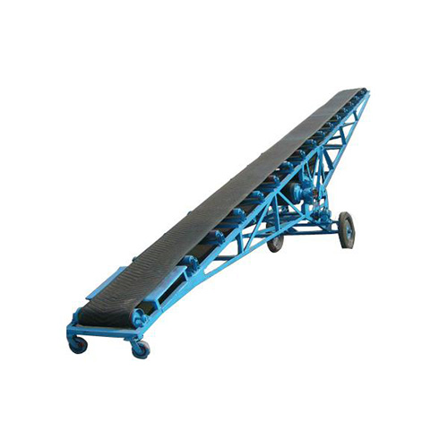 High Quality for Bucket Elevator Conveying Machine - Portable Belt Conveyor – Mirant