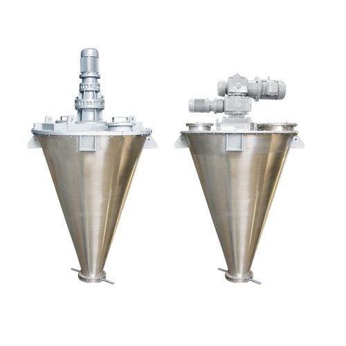 Conical Twin Screw Mixer Featured Image