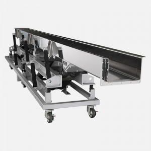 Short Lead Time for Light Duty Belt Conveyor -
