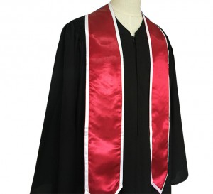Graduation Trimming stole