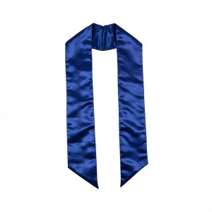 Hot sell Navy graduation stole