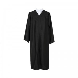 Hotsell Adult Graduation Matte Black Gown Cap Set
