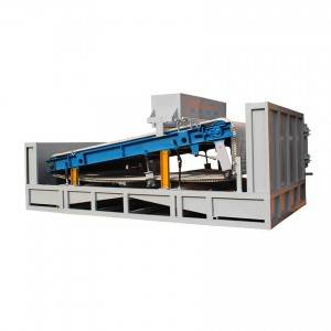 GTGB High Gradient Permanent Magnetic Type Magnetic Separator