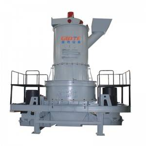 GZP sand making machine for quartz