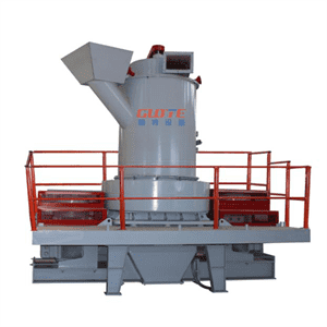 GZP Series Vertical Sand Making Machine