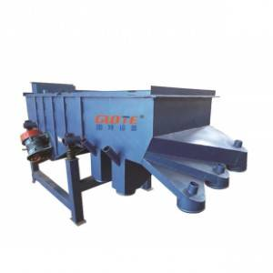 Factory making High-Intensity Magnetic Separator -
