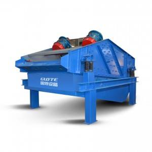 GTTS Dewatering Machine For Quartz