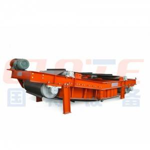 100% Original Factory Magnetic Separator For Grinding -