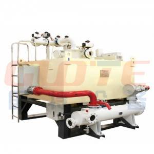 Hot sale Factory Dryer With Three Rollers -