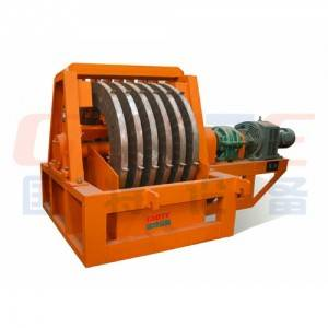 Top Suppliers Roll Dry Magnetic Separator -