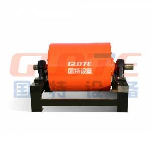 Factory directly Double Drum Wet Magnetic Separator -