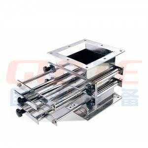 OEM Customized Belt Type Magnetic Separator -