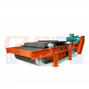 Factory Promotional Drum Wet Magnetic Separator -