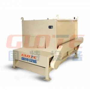 Popular Design for Magnet Drum Magnetic Separator -