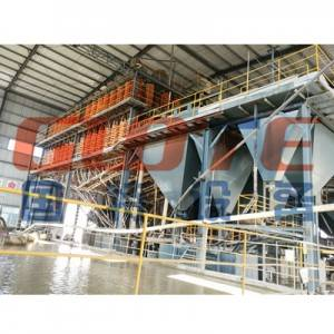 OEM Customized Quartz Sand Making Machine For Production Line -