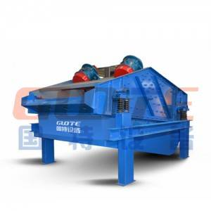 China Gold Supplier for Three Rollers Magnetic Separator -