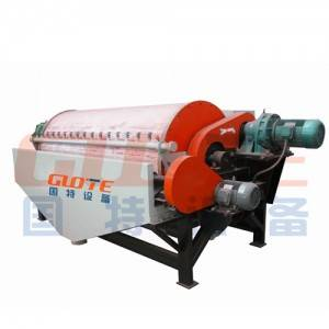 Leading Manufacturer for Wet Permanent Magnet Drum Separator -