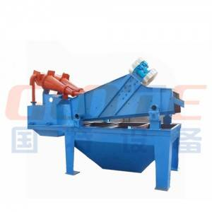 Discountable price Roller Dryer For Sand -