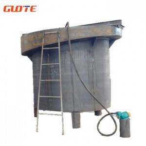 Top quality hydrocyclone sand separator sand classifier hydraulic classifier for the classification