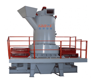 GZP series grinding artificial stone silica quartz sand making machinery