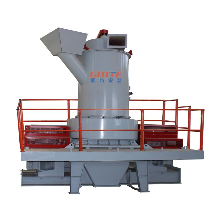 Short Lead Time for Sand Air Classifier -