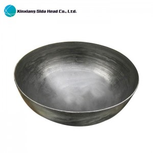 Stainless Steel piatto End Cap
