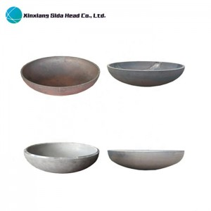 Bottom price Stainless Steel Plat Pipe Cap -