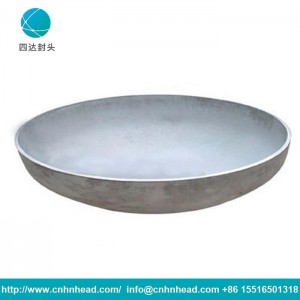 Top Suppliers Dish End Forming Heads -