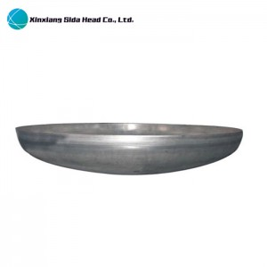 Wholesale Price China Ellipsoidal Dished Tank Head -