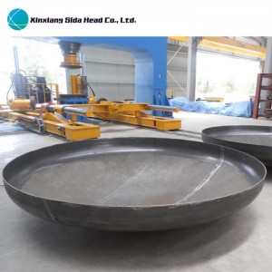 China Cheap price Carbon Steel Hemispheric -