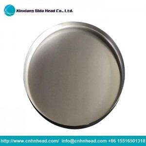 China wholesale Pressure Vessel Mirror Polished -
