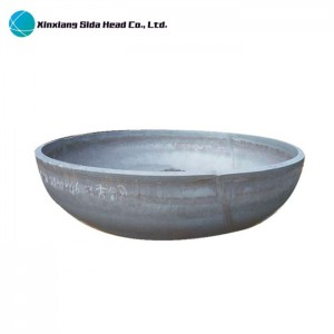 Factory Price For Cap End Tank -