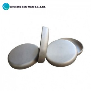 Hot Formëzimi Press Pressure Vessel Flat Bottoms