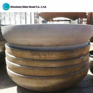 2019 New Style Ellipsoid Dish Head -