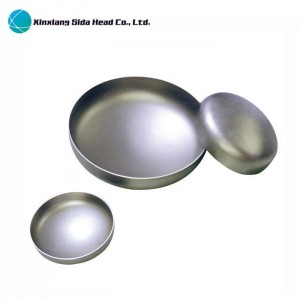 Carbon Steel Hemisphere Heads