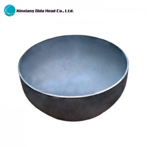 Factory directly Professional Manufacture Asme Standard Boiler Flat Head -