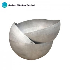 Carbon Steel Khaub thuas Form Bottoms