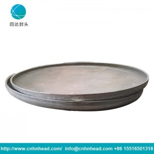 2019 China New Design Tank End Cap -