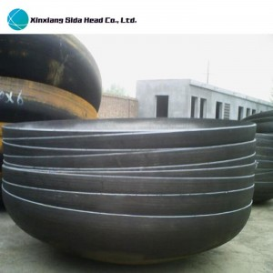 Best Price for Steel Hemisphere Half Sphere -
