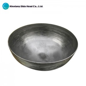 Carbon Steel Hemispherical Heads