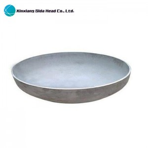 High definition Boiler Perforated Dish Head -