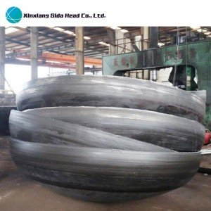 Carbon Steel Hemispherical Head For Tank