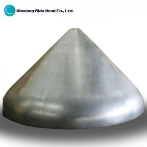 Conical Cone End Cap For Steel Tube