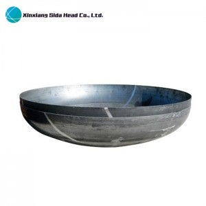 Carbon Steel Hemispherical Tank Heads